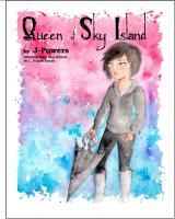 Cover art for Queen of Sky Island